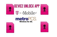 metropc all phones with unlock app service galaxy note  t-mobile FAST lg samsung