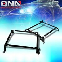 FOR 240SX SILVIA S13 S14 TENSILE STEEL RACIN SEATS MOUNTING BRACKET RAIL/TRACK