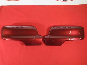 19-21 DODGE RAM 1500 PRV DELMONICO RED Left & Right Mirror covers MOPAR