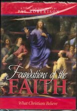 Foundations of the FAITH DVD What Christians Believe, by Pat Robertson