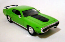 1971 Plymouth GTX Green 1:43 Scale Signiture Series New In Box
