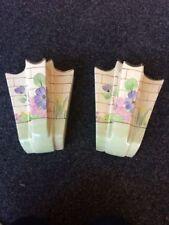 Arthur Wood Pottery Wall Pockets