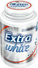 1 x Wrigley's Extra White Sugarfree Gum 46 Pieces Bottle
