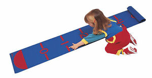 Learning Resources Step-By-Step Number Line, Grades PreK to 2, Vinyl, 10 Feet