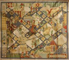 EHRMAN Horn Player ANNABEL NELLIST TAPESTRY NEEDLEPOINT KIT VINTAGE medieval