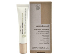 Comfort Zone bio-certified Sacred Nature Eye Cream Gel - 0.5 oz New in  Box