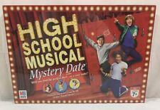 Milton Bradley New High School Musical Mystery Date Board Game