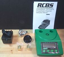 RCBS ChargeMaster 1500-Electronic Scale-(98920) NIB-(discontinued)-120V