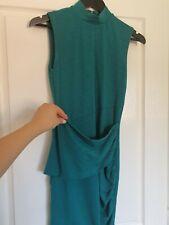 Fresh Soul Teal Dress Mini Size 10 ,EXCELLENT Condition