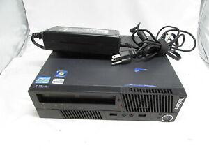 Lenovo ThinkCentre M91p i5-2400S 2.50GHz 4GB RAM1000GB HDD DVDRW - Win 10 Pro