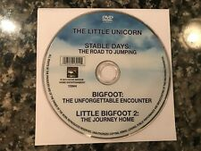 The Little Unicorn Stable Days The Road To Jumping Bigfoot The UnforgettableDvd!