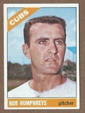 1966 Topps #342 Bob Humphreys  Cubs    (20% *Rebate w 10 Item Order!)