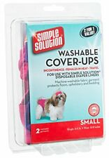 """Simple Solution Washable Diaper Cover-Ups, Small, """"Colors May Vary""""."""