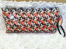 WALT DISNEY PARKS MICKEY MOUSE CLUTCH BAG RECYCLED ECOIST SWEET WRAPPERS UNUSED