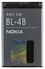 LOT of 100 OEM NOKIA BL-4B 700mAh 3.7V BATTERIES for 2660 2760 2760B 2760H 3606