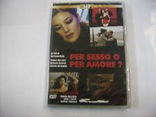 PER SESSO O PER AMORE ? - DVD SIGILLATO PAL - MONICA BELLUCCI