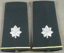 US Army Lieutenant Colonel Large Size Officer Shoulder Marks / Epaulets (Green)