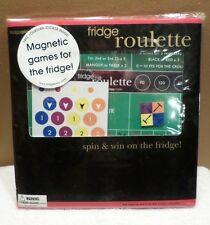 Fridge Magnet Roulette Game by Fridgeplay NEW