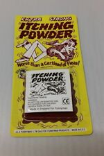 Extra Strong Itching Powder Classic Joke Funny Party Trick Funnyman J/04 Prank