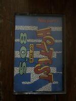 Newport's Cigarettes Hottest Of The 80's (1989, Cassette Tape, CBS Records)
