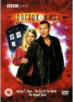 Doctor Who Series 1 Volume 1-3 DVD Christopher Eccleston New Sealed Gift