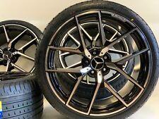 20 Wheels Rims Tires Fit Mercedes Benz Amg S63 C43 E C S 500 Calss Amg Black Sa