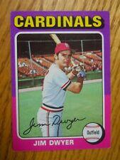1975 TOPPS CARD # 429 JIM DWYER