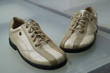 FINN Comfort Damen Schuhe Schnürschuhe Einlagen Gr.37 Lack Leder beige TOP #17