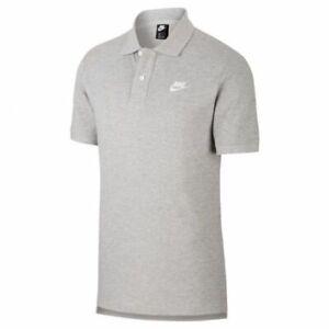 Nike Sportswear Polo Shirt Poloshirt grau Herren CJ4456-063