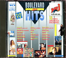 BOULEVARD DES HITS - VOLUME 10 - 1990 NRJ CD COMPILATION [320]