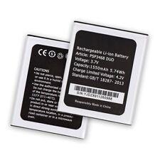 Batteria ricambio 1550 mah per Prestigio PSP3468 DUO / prestigio Wize OK3