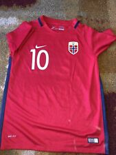 Norway (Norge) Jersey Nike Soccer Youth Large