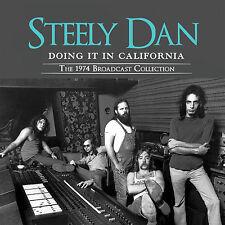 STEELY DAN New Sealed 2017 UNRELEASED 1974 CALIFORNIA LIVE CONCERT CD