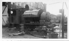 X046B RP 1930s/40s?  PHILLIPINES NATIONAL RAILWAY TRAIN CALOOCAN SHOP ENGINE 775