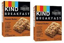 Kind Breakfast Bars Peanut Butter 2 Box Pack