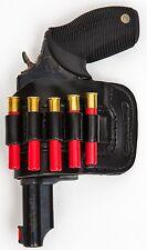RANCH BELT RIDE BLACK/BROWN CHOOSE:Color,RH,LH-hand&MORE OWB Leather Gun Holster
