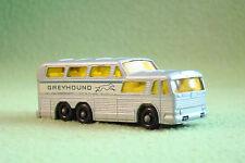 Maqueta de coche-Matchbox-LESNEY Greyhound-bus nº 66-Embalaje original