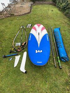 windsurfing kit