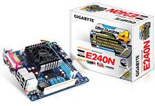 Gigabyte GA-E240N Motherboard AMD E-240 Single-Core APU HD6310 DDR3 rev:1.0