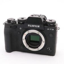 Fujifilm Fuji X-T3 26.1MP Mirrorless Digital Camera Body (Black) #163