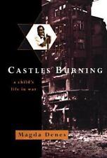 Castles Burning by Denes, Magda, Good Book
