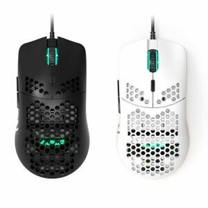 Glorious Mouse Gaming Model O White Mate Glossy White Black Matte Black Glossy