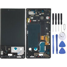 Para blackberry keytwo pantalla LCD unidad touch screen repuesto con marco negro