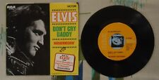 Elvis Presley 45 w PS Don't Cry Daddy / Rubberneckin' 1969 VG+/M-