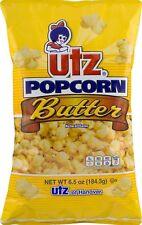 Utz Quality Foods Butter Popcorn 6.5 oz. Bag (8 Bags)