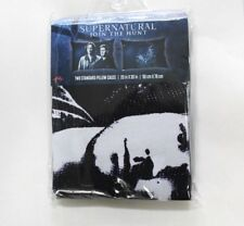 Supernatural Join The Hunt Sam & Dean Family Business 2 Standard Pillowcase Set