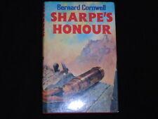 Sharpe's Honour by Bernard Cornwell (Hardback, 1985)1/1