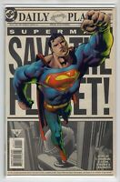 "Superman ""Save the Planet"" Issue #1 DC Comics (October 1998) NM"