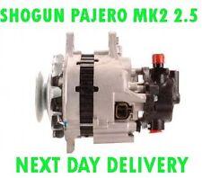 MITSUBISHI SHOGUN PAJERO MK2 2.5 TD 4WD 1990 1991 1992 > 2000 ALTERNATOR