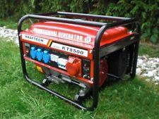 4-Takt 6500 Watt Benzin Stromerzeuger Generator Stromgenerator Notstromaggregat